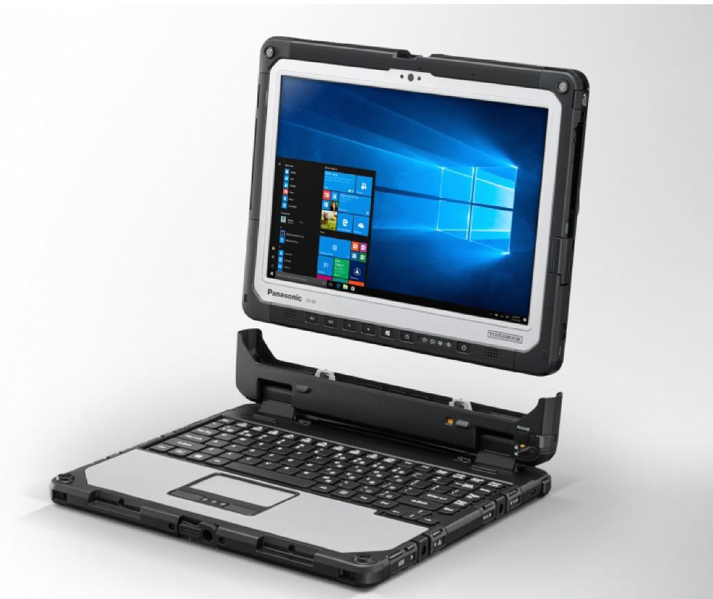 Panasonic Toughbook CF-33 2-In-1 Detachable